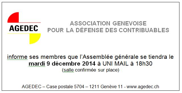 130 Assamblée générale  9.12.14 BA